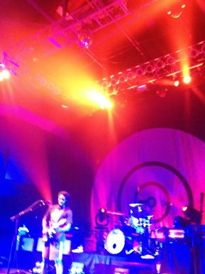 Bloc Party at the 930 Club